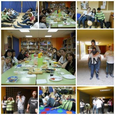 CONVIVENCIA DE EDUCADORES